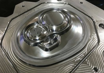 single-cavity-injection-mold