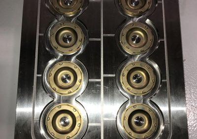 8 cavity injection mold