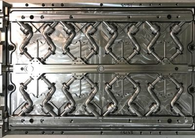 16 Cavity Grommet Injection Mold