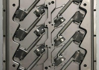 8 Cavity Door Grommet Mold